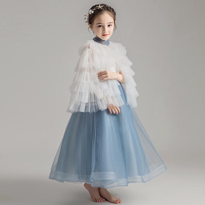 34452d00c4dd7 キッズ ドレス パーティー お姫様 ワンピース ファスナ.